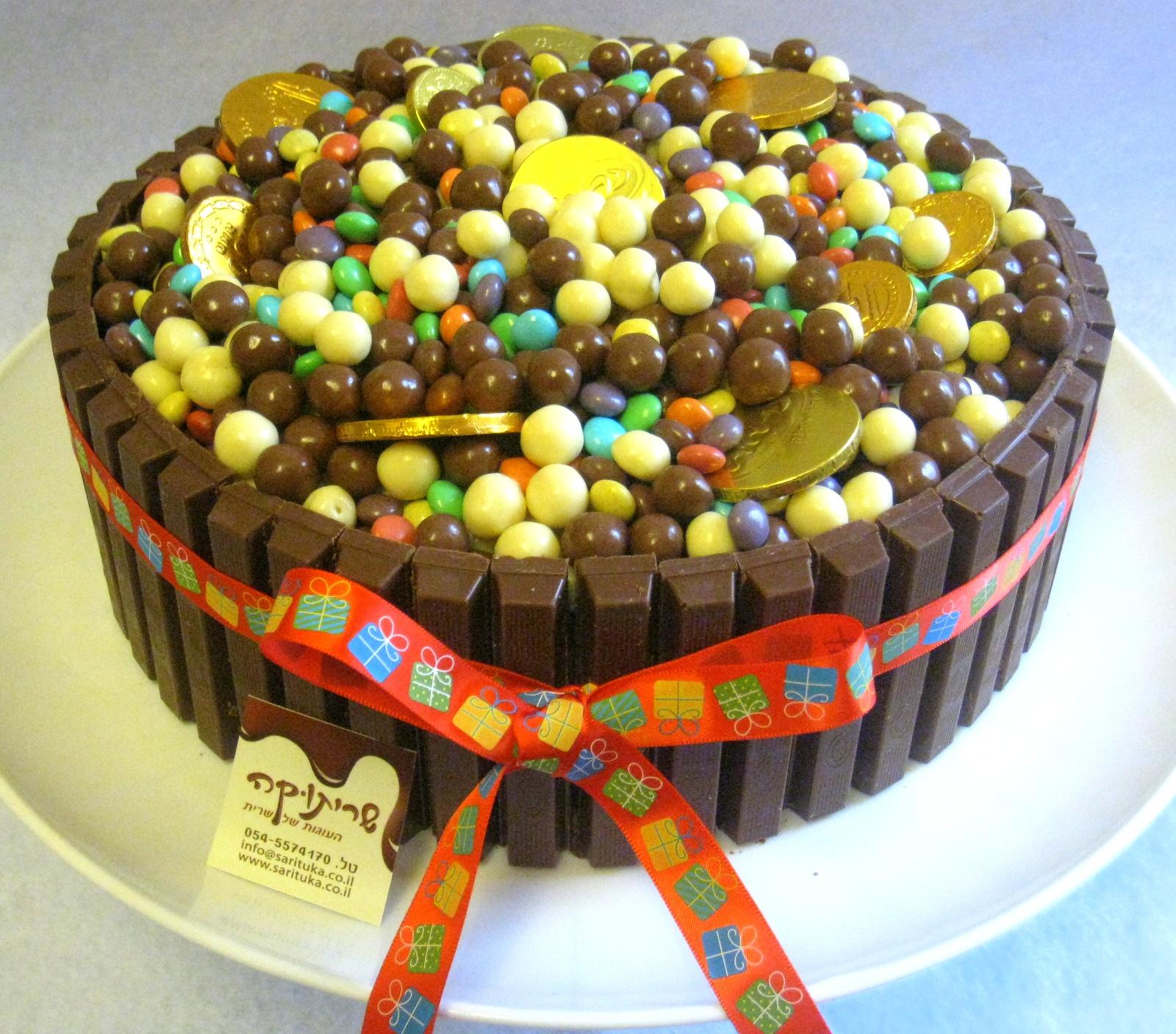 עוגת אצבעות