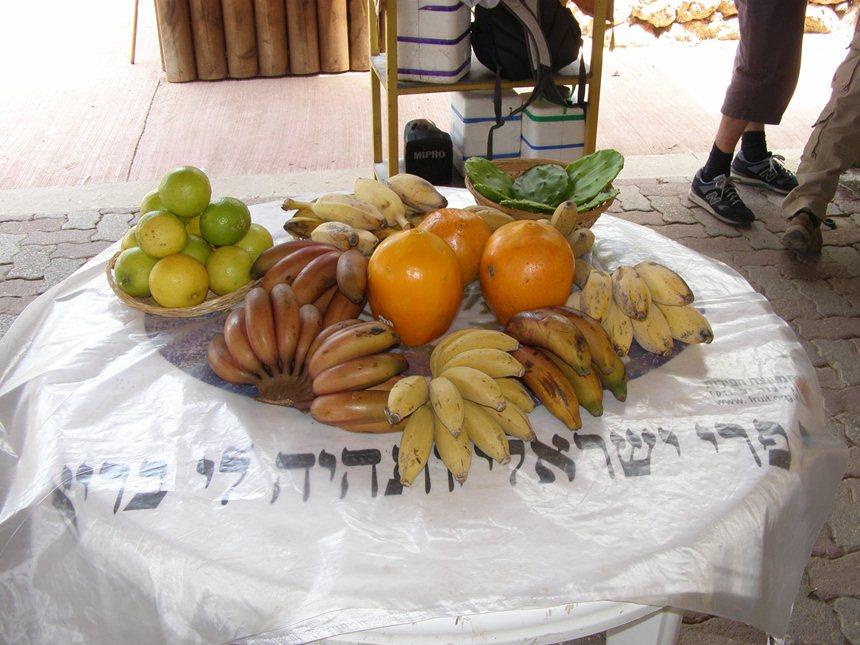 בננות במגוון צבעים