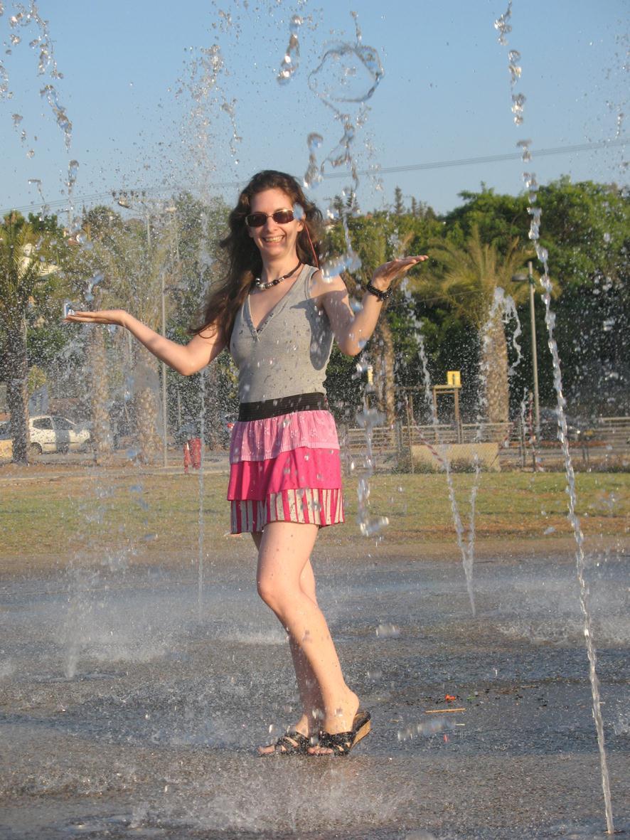 קיץ ומים